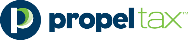 Propel Tax Logo